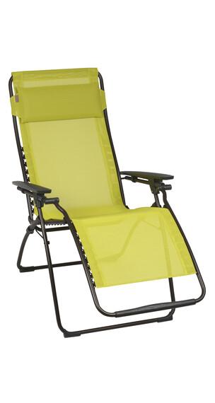 Lafuma Mobilier FUTURA Campingstol Trendy Batyline grøn